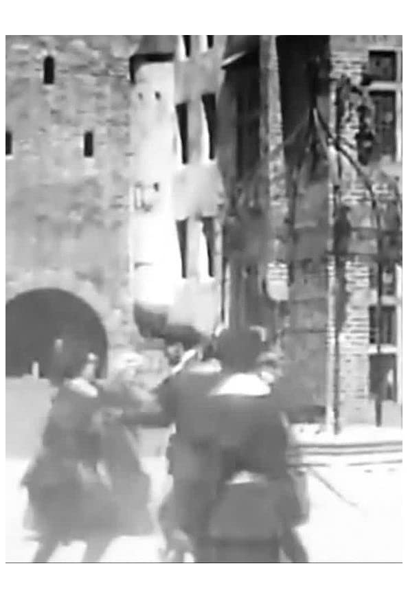 Slagsmål i gamla Stockholm kapak