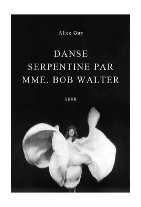 Danse serpentine par Mme. Bob Walter kapak
