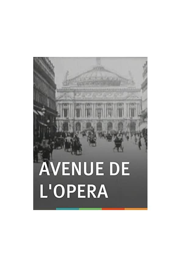 Avenue de l'opéra kapak