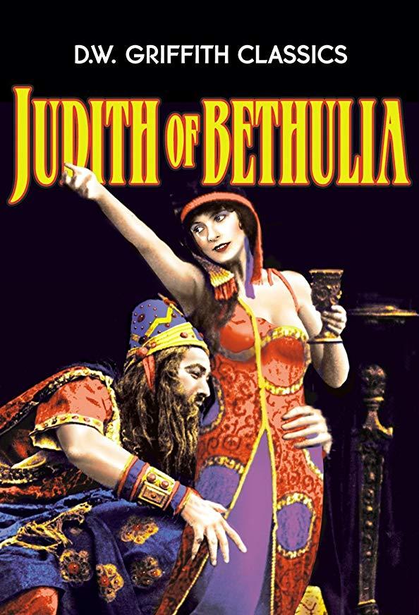 Judith of Bethulia kapak