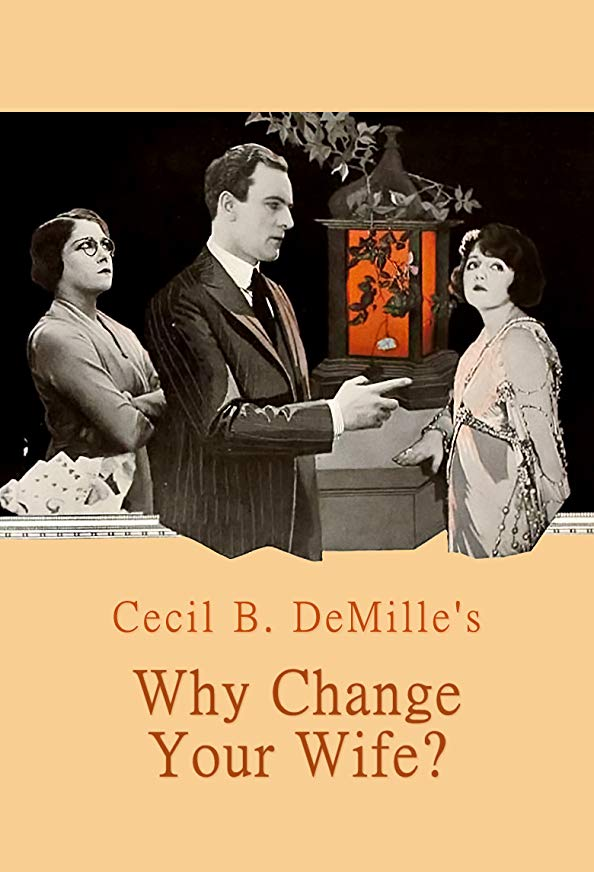 Why Change Your Wife? kapak