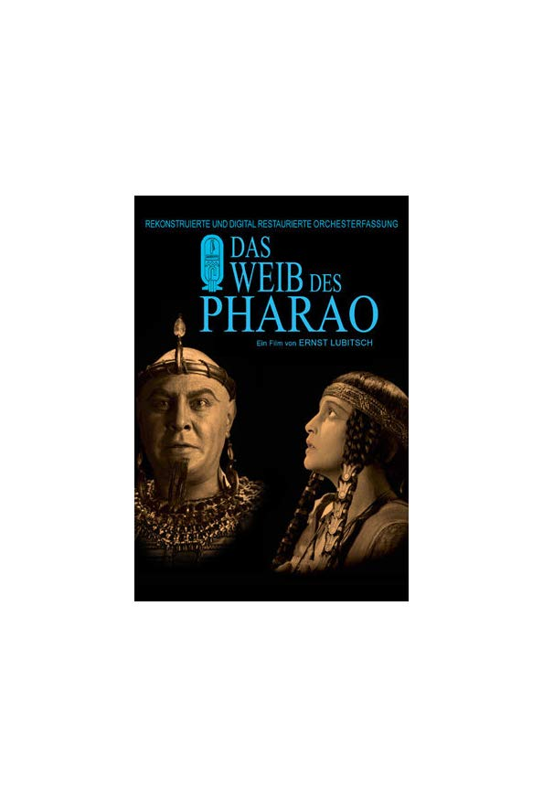 The Loves of Pharaoh kapak