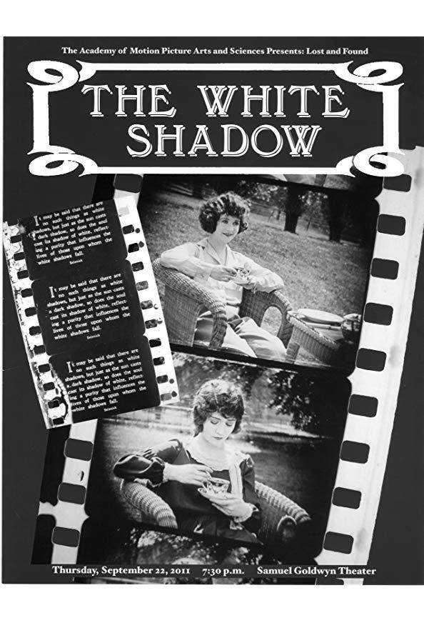 White Shadows kapak
