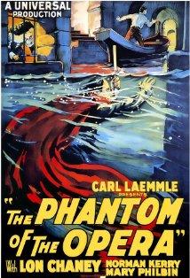 The Phantom of the Opera kapak