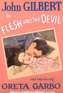 Flesh and the Devil kapak