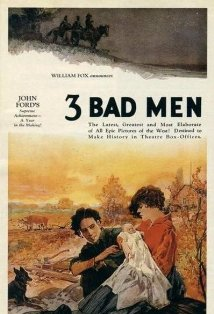 3 Bad Men kapak