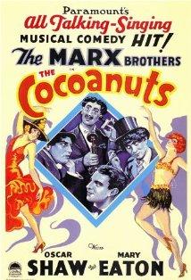 The Cocoanuts kapak