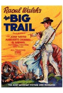 The Big Trail kapak