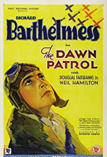 The Dawn Patrol kapak