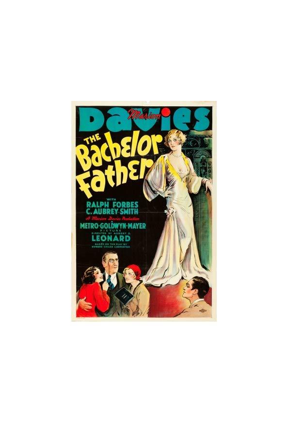 The Bachelor Father kapak
