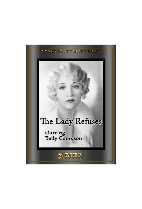 The Lady Refuses kapak