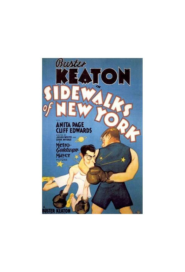 Sidewalks of New York kapak