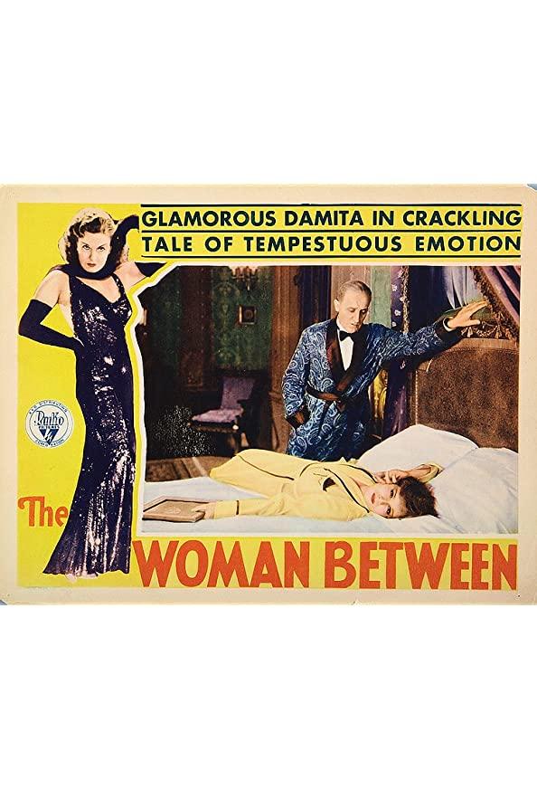 The Woman Between kapak