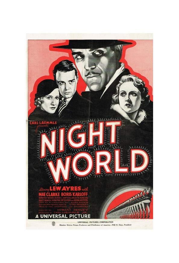 Night World kapak