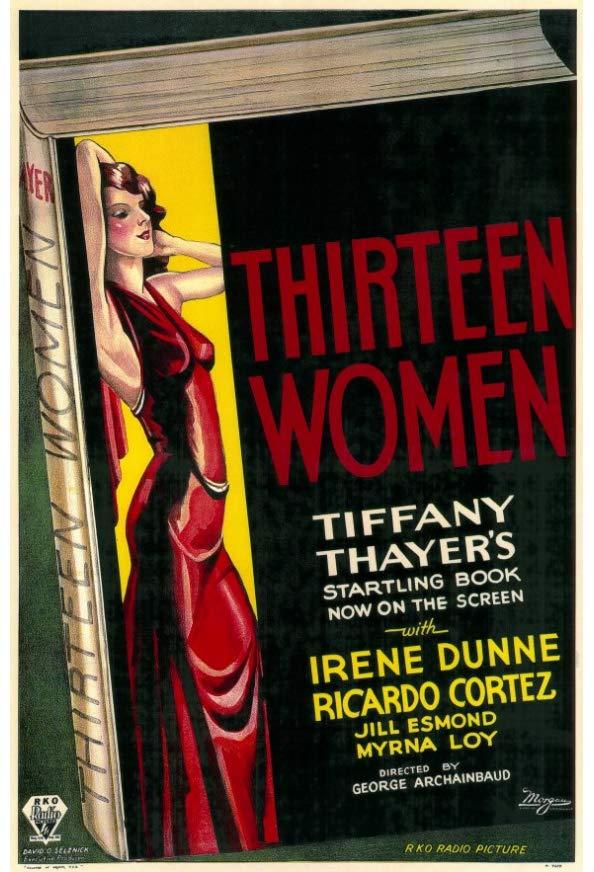 Thirteen Women kapak