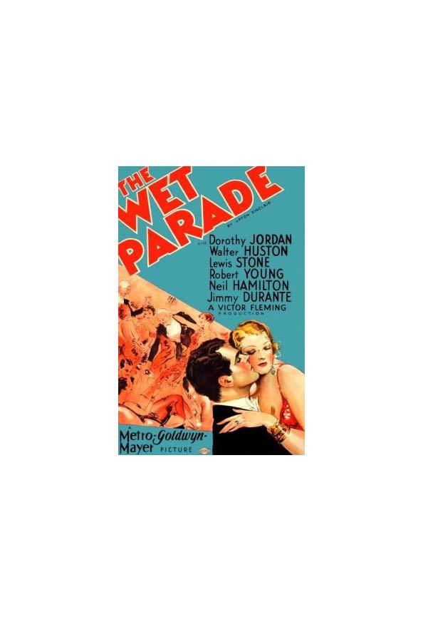 The Wet Parade kapak