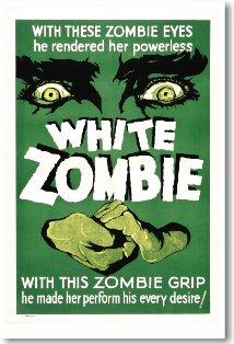White Zombie kapak