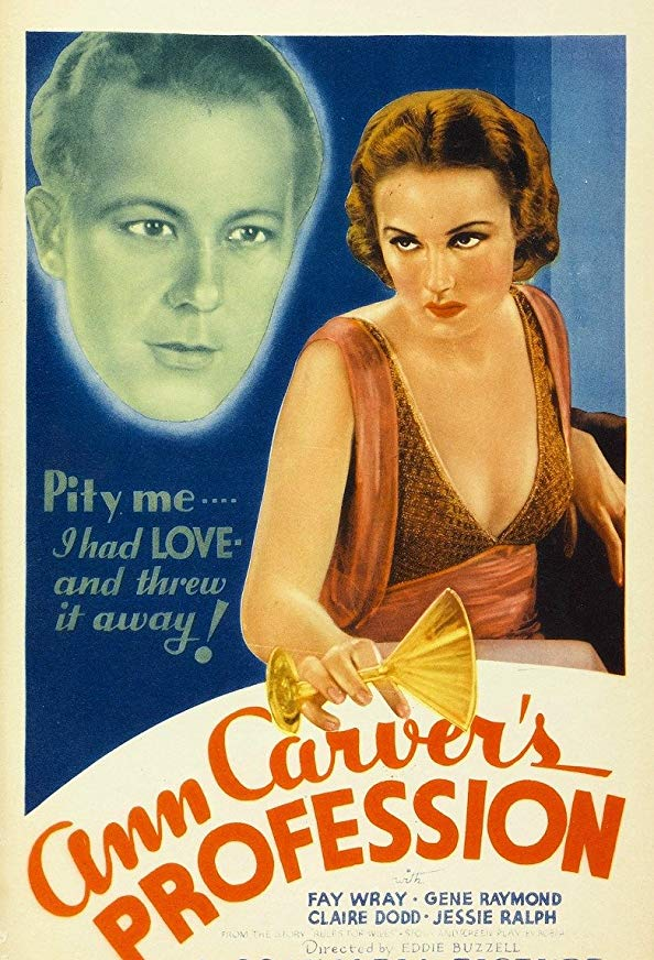 Ann Carver's Profession kapak