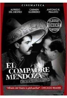 El compadre Mendoza kapak