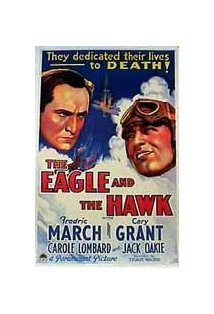 The Eagle and the Hawk kapak