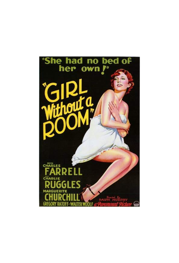 Girl Without a Room kapak