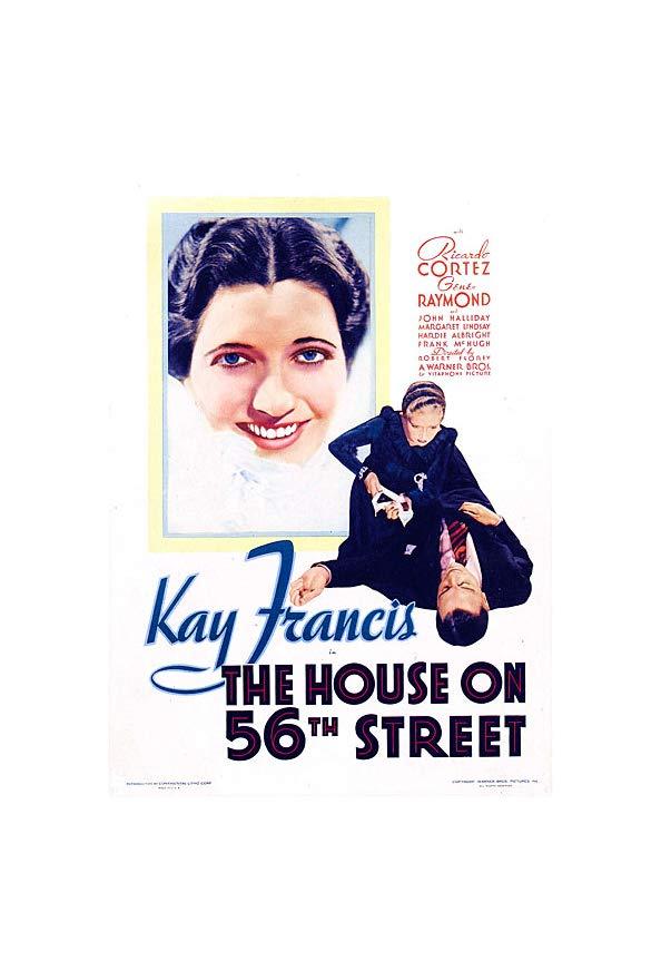 The House on 56th Street kapak