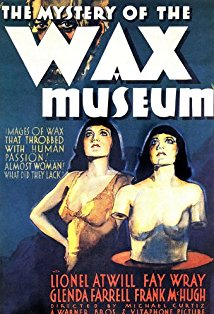 Mystery of the Wax Museum kapak