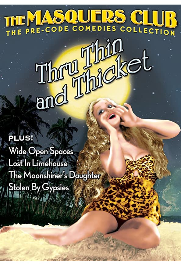 Thru Thin and Thicket, or Who's Zoo in Africa kapak