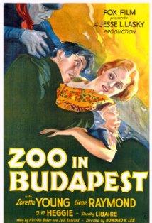 Zoo in Budapest kapak