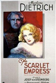 The Scarlet Empress kapak