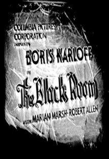 The Black Room kapak