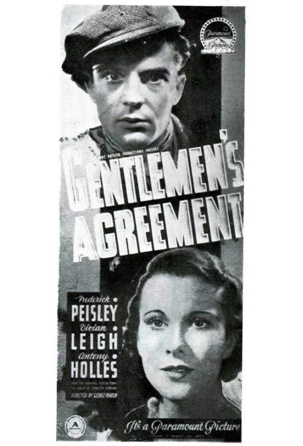 Gentlemen's Agreement kapak