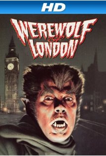 Werewolf of London kapak