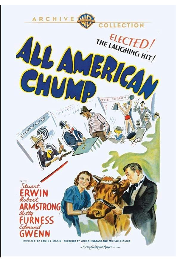 All American Chump kapak