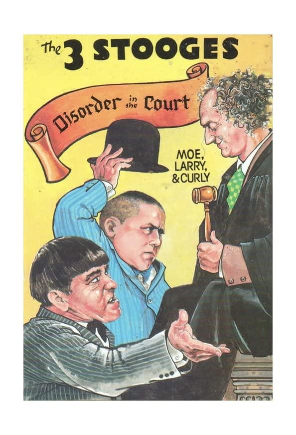 Disorder in the Court kapak