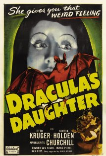Dracula's Daughter kapak