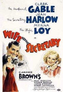 Wife vs. Secretary kapak