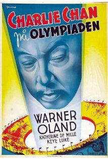 Charlie Chan at the Olympics kapak