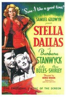 Stella Dallas kapak