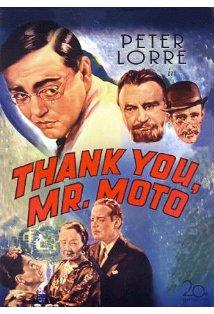Thank You, Mr. Moto kapak