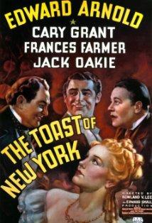 The Toast of New York kapak