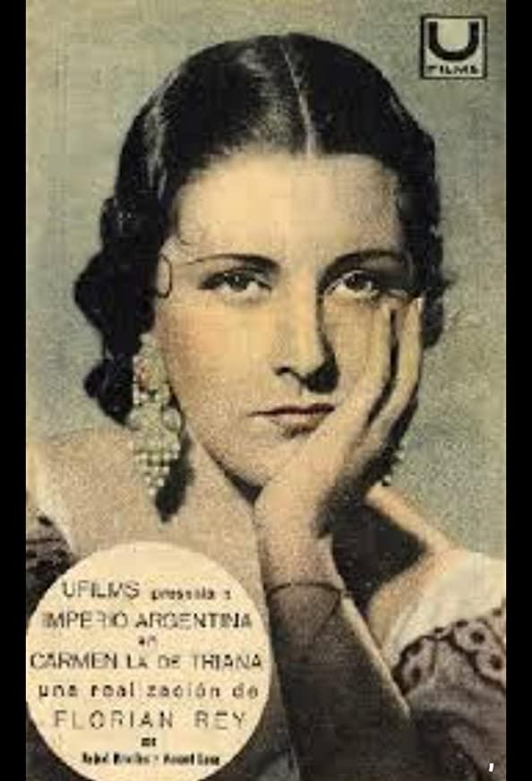Carmen (la de Triana) kapak