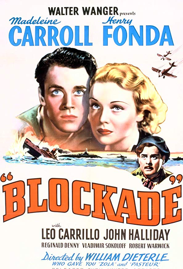 Blockade kapak