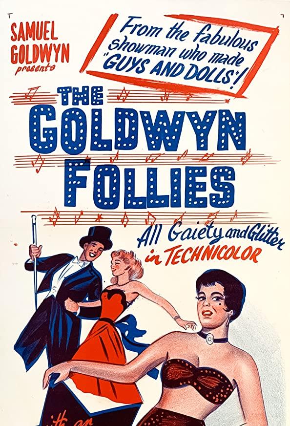 The Goldwyn Follies kapak