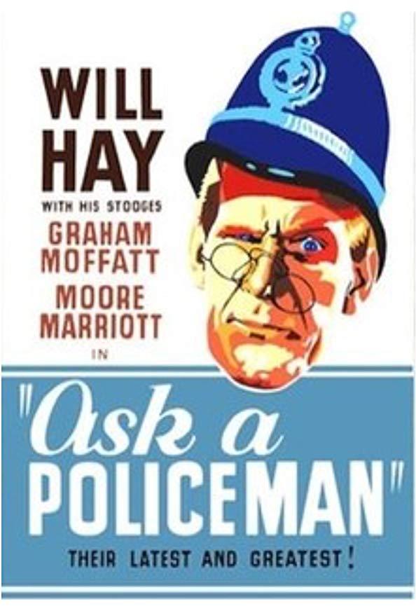 Ask a Policeman kapak