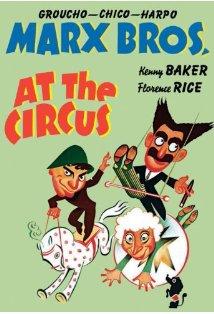 At the Circus kapak