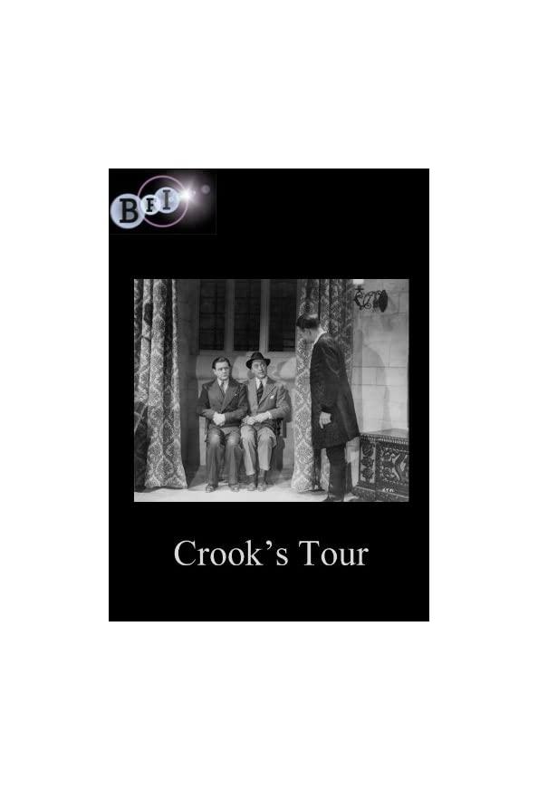 Crook's Tour kapak