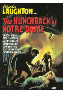 The Hunchback of Notre Dame kapak