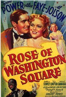 Rose of Washington Square kapak