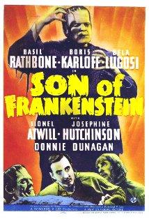 Het monster van Frankenstein kapak